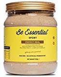 Be essential - perfect meal,choco explosion flavor with hydrolyzed collagen multienzymatic complex formula, 500 g, non gmo, sin conservantes artificiales