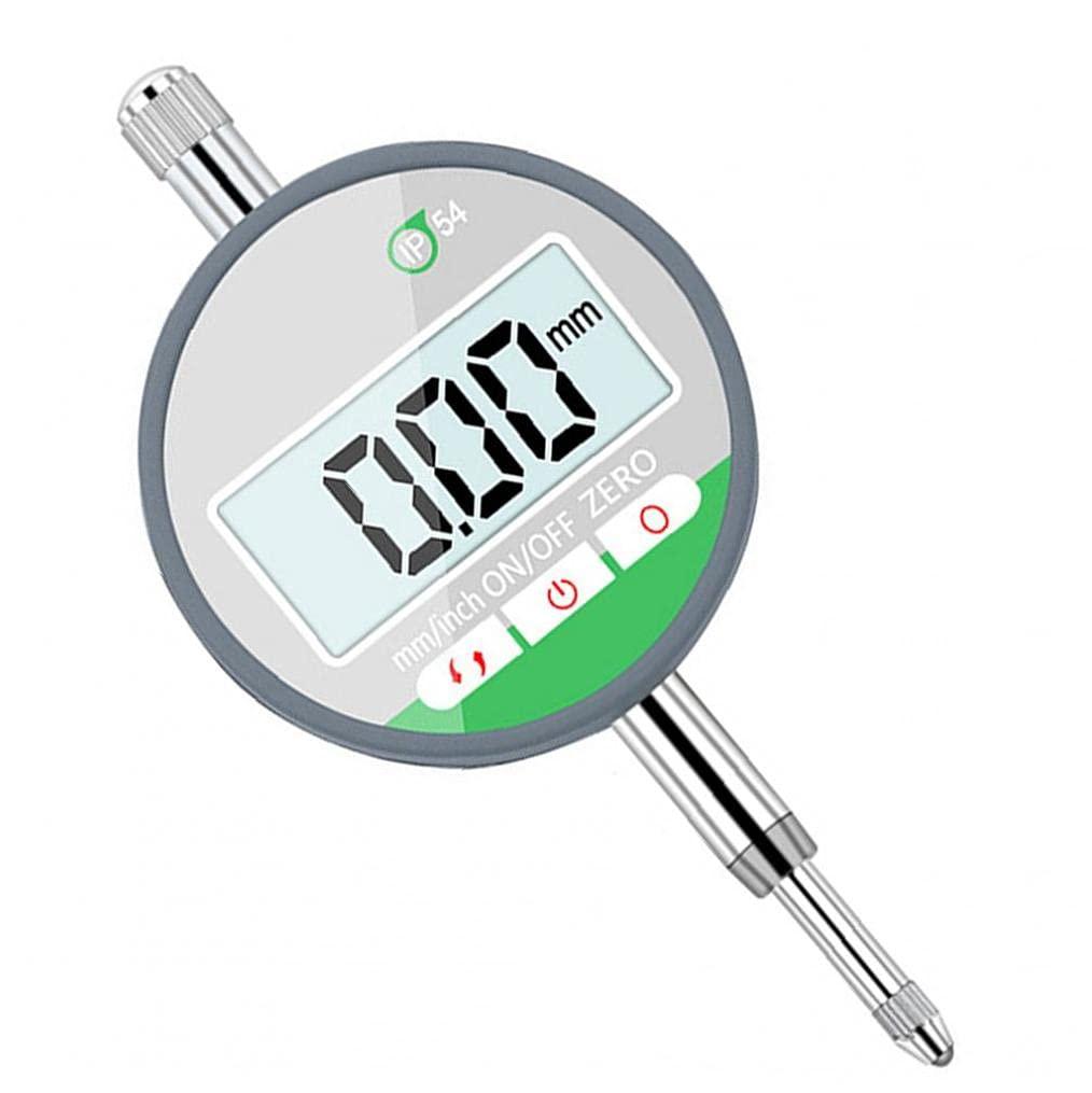 Dial Indicator Gauge Meter IP54 0-1 Probe Digital Same day shipping Selling and selling
