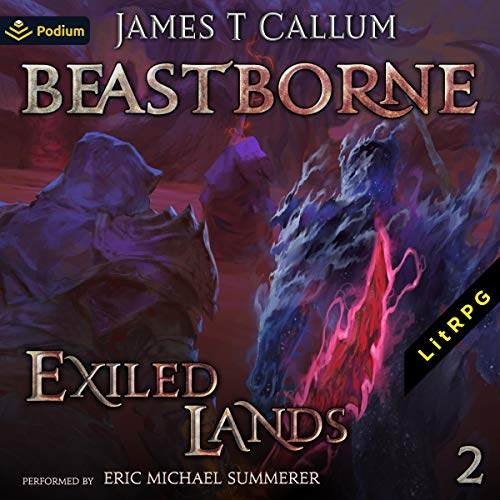 Exiled Lands cover art