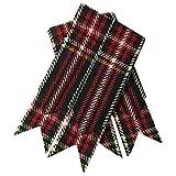 Highland Kilt Falda Escocesa Hose Calcetines Bandas Varios Tartán Liguero Punta Afilada Acrílico Lana Flash - Scottish National, 3' X6''