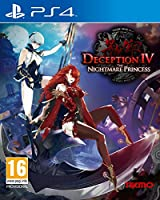 Deception IV: The Nightmare Princess (PS4) (輸入版)