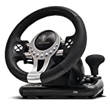 Spirit Of Gamer Volante Race Wheel Pro 2 – Conjunto de simulación con Palanca de Velocidad (Compatible con PC/Playstation 3/Playstation 4/Xbox One)