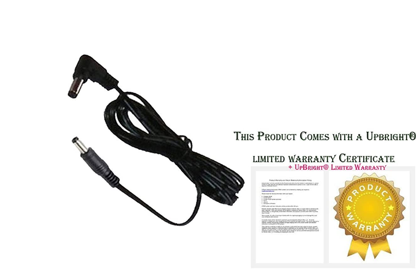 UpBright New 6FT DC Out to DC IN Extension Power Supply Cord Cable For RCA CC6263 VHS-C 200 x 242740 244268 CC8251 Digital Zoom AutoShot Silver Camcorder AC Adapter Battery Charger 236689 CPS016