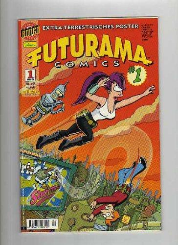 Futurama Comics: Nr. 1 (Mit Poster)