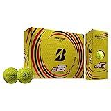BRIDGESTONE 2021 e6 Golf Balls (One Dozen), Yellow