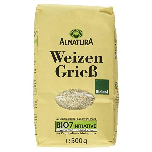 Alnatura Bio Weizengrieß, 500 g