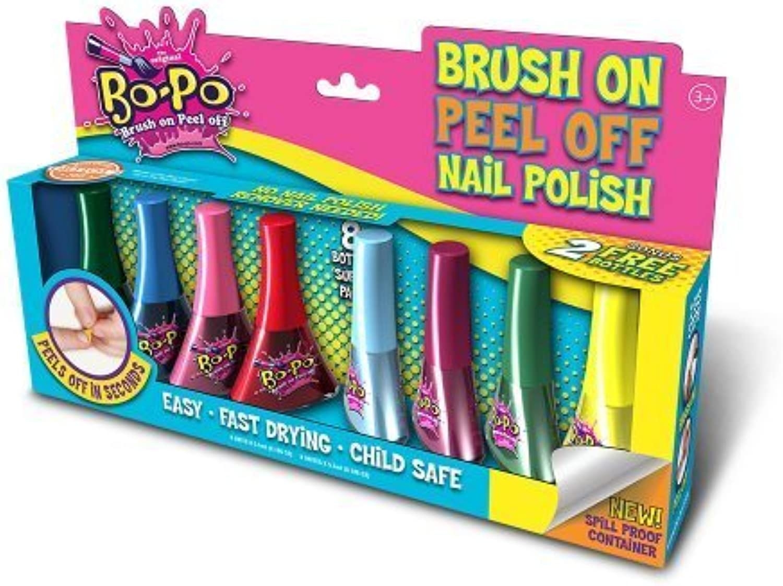 bienvenido a comprar Bo-Po Nail Polish (8-Pack), Colors May May May Vary by Bo-Po  comprar nuevo barato