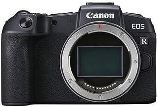 Canon EOS RP Full Frame Mirrorless Camera, Black (RPBODY)