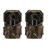 Stealth Cam 14MP IR No Glo Infrared Scouting Game Trail Camera (2 Pack)   G45NG