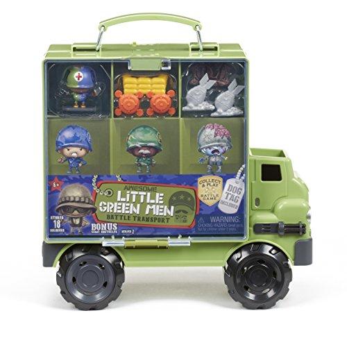 Awesome Little Green Men Battle Transport Action Figure