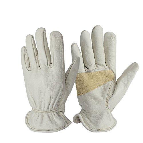 Bixialan Gardening Glove Home Gardening Handling Ride Gloves First Layer Protective Wear Resistant Slip Gloves for Women and Men,Work Glove,Fishing Glove, (Size : XL)