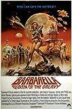 Barbarella-Poster, Filmposter,