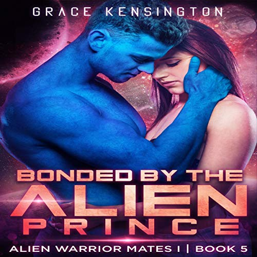 Bonded by the Alien Prince Titelbild