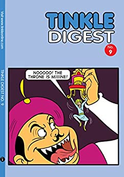 TINKLE DIGEST 9 by [ANANT PAI]