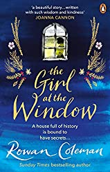 Books Set in Yorkshire: The Girl at the Window by Rowan Coleman. yorkshire books, yorkshire novels, yorkshire literature, yorkshire fiction, yorkshire authors, best books set in yorkshire, popular books set in yorkshire, books about yorkshire, yorkshire reading challenge, yorkshire reading list, york books, leeds books, bradford books, yorkshire packing list, yorkshire travel, yorkshire history, yorkshire travel books, yorkshire books to read, books to read before going to yorkshire, novels set in yorkshire, books to read about yorkshire