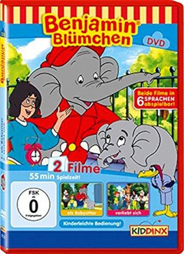 Als Babysitter/ Benjamin verliebt sich [2 DVDs]