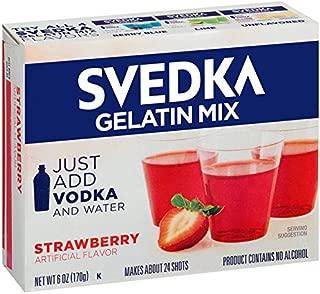 Best svedka vodka jello shots Reviews