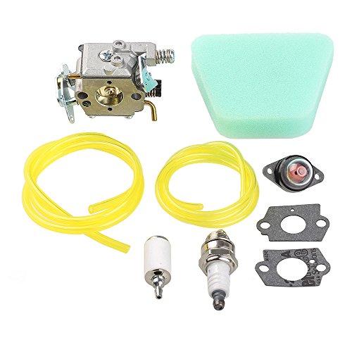Savior C1U-W8 C1U-W14 Carburetor with Gaskets for Poulan 1950 2050 2150 2250 2375 2550 Craftsman Chainsaw Replace WT-89 WT-600 WT-624 WT-625 WT-891 Carb 545081885 530069703