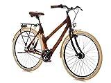 Bicicleta de bambú Saint Kilda Beboo Bike única y ética