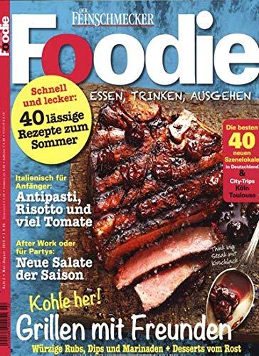 Der Feinschmecker Foodie 2/2019