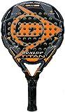 Dunlop - Racchetta da paddle, mod. Titan 16, colore: arancione
