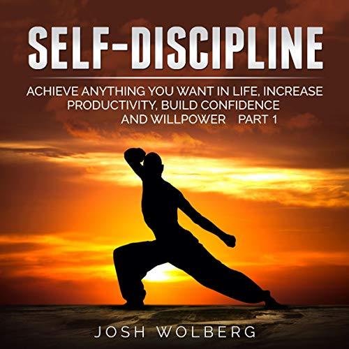 Page de couverture de Self-Discipline