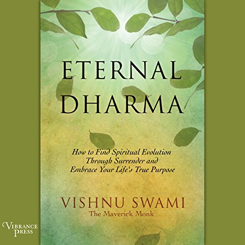 Eternal Dharma audiobook cover art