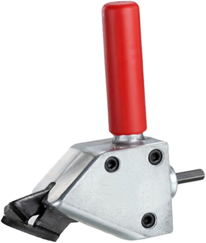 WOVELOT Nibble Metallschneiden Blatt Nibbler Saw Schneidwerkzeug Bohrwerkzeug Freischneidwerkzeug Knabber Blechschneider B07LFZ7J7R | Gute Qualität
