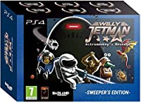 Willy Jetman: Astromonkey's Revenge - Sweeper Edition (PS4) (輸入版)