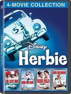 Disney 4-Movie Collection: Herbie (Love Bug / Herbie Goes Bananas / Herbie Goes To Monte Carlo / Herbie Rides Again)