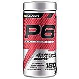 Cellucor P6 Original Testosterone Booster For Men, Build Advanced Anabolic Strength & Lean...