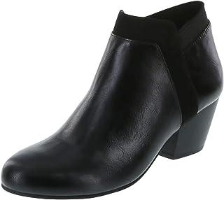 f869f4af26c dexflex Comfort Women s Short Boots - Comfy   Trendy Dress Shoes with Side  Zipper - Ideal