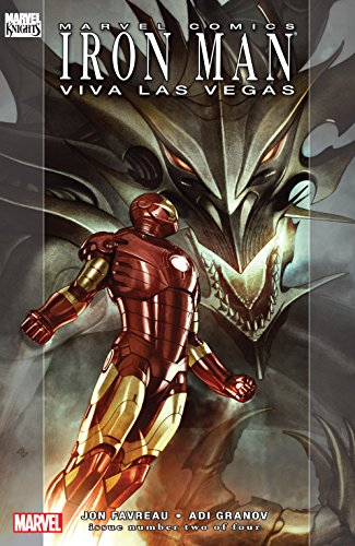 Iron Man: Viva Las Vegas (2008) #2 (English Edition) - eBooks em ...