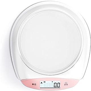 مقياس المطبخ |3000 جرام / 0.1G موازين الطعام المهن ن ن ن مزود بفنون خلقي 4 أنواع من الوحنات الرياضية مقاس واحد