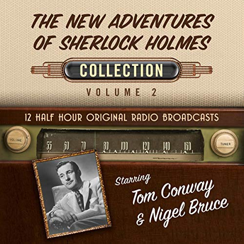The New Adventures of Sherlock Holmes, Collection 2  By  cover art