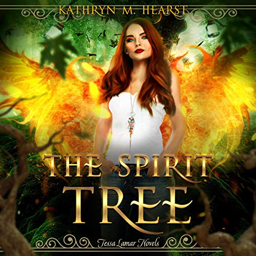 The Spirit Tree audiobook cover art