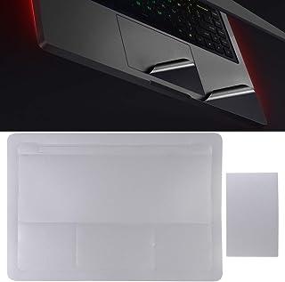YCDZ STORE スクリーンプロテクター MacBook 12 Retina用Palm&Trackpadプロテクターフルステッカー (色 : Silver)