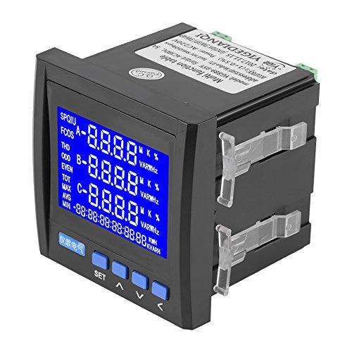contador electrico digital trifasico Marca Akozon