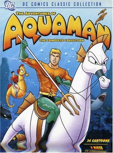 The Adventures of Aquaman - The Complete Collection (2 DVDs)