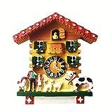 Weekinglo Souvenir Reloj de Cuco Suiza Imán de Nevera de Resina 3D Artesanía Hecha A Mano Turista Viaje Ciudad Recuerdo Carta Carta de Refrigerador Etiqueta