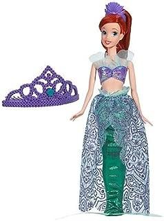 Disney The Little Mermaid Glitter Princess Ariel Doll