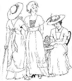 tea gown pattern