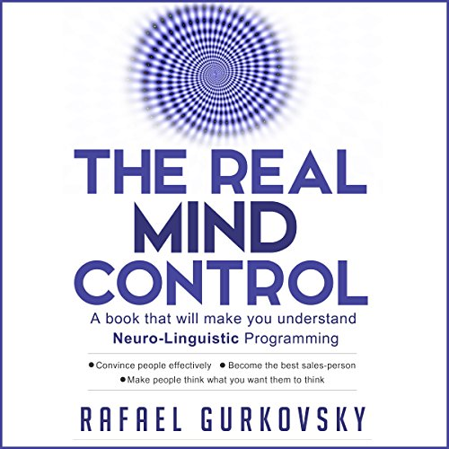 The Real Mind Control audiobook cover art