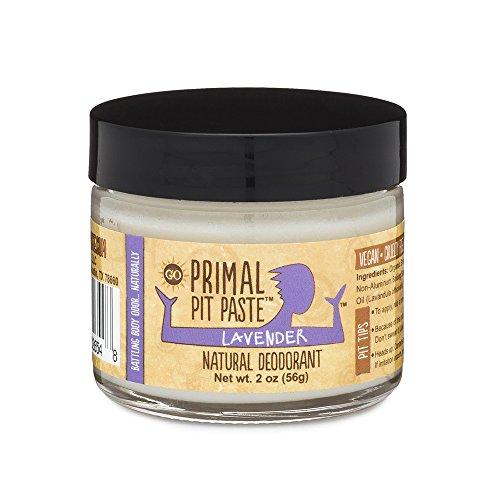 Primal Pit Paste Deodorant 100% Natural