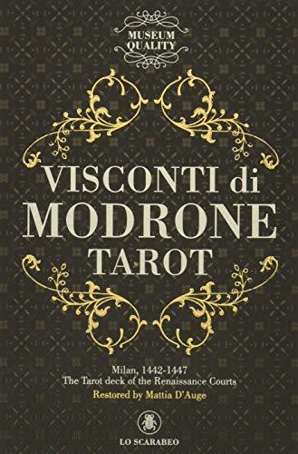 Tarot Visconti di modrone: Milan, 1442-1447 the Tarot Deck of the Renaissance Courts (Tarocchi)