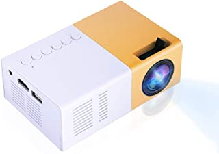Serounder Video Mini Proyector HD, LED para Cine en Casa 4K
