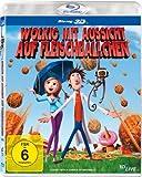 Bluray Kinder Charts Platz 60: Wolkig mit Aussicht auf Fleischbällchen  [3D Blu-ray]