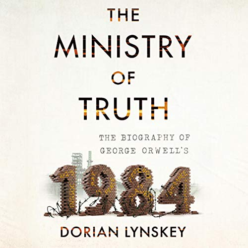 The Ministry of Truth audiobook cover art