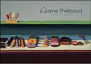 Wayne Thiebaud: A Book of Postcards