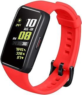 DALIN Bracelet en silicone pour montre intelligente Honor Band 6